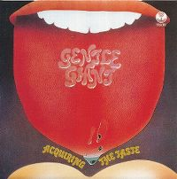 Cover Gentle Giant - Acquiring The Taste