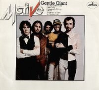 Cover Gentle Giant - Motive