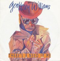 Cover Geoffrey Williams - There's A Need In Me