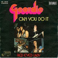 Cover Geordie - Can You Do It