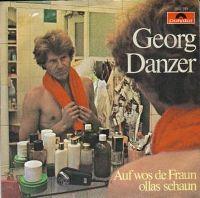 Cover Georg Danzer - Auf wos de Fraun ollas schaun
