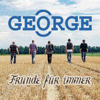 Cover George - Fründe für immer