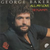 Cover George Baker - All My Love