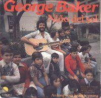 Cover George Baker - Niño del sol