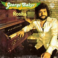 Cover George Baker - Rosita