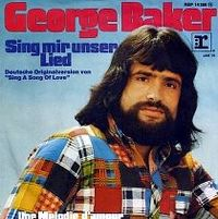Cover George Baker - Sing mir unser Lied