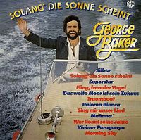 Cover George Baker - Solang' die Sonne scheint
