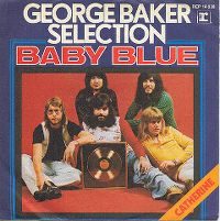 Cover George Baker Selection - Baby Blue