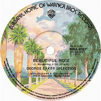 Cover George Baker Selection - Beautiful Rose