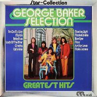 Cover George Baker Selection - Greatest Hits