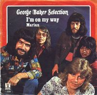 Cover George Baker Selection - I'm On My Way