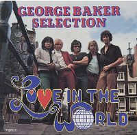 Cover George Baker Selection - Love In The World