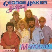 Cover George Baker Selection - Manolito