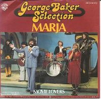 Cover George Baker Selection - Marja