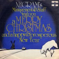 Cover George Baker Selection - Merry Christmas