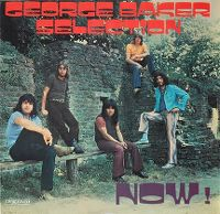 Cover George Baker Selection - Now!