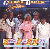 Cover George Baker Selection - Santa Lucia By Night