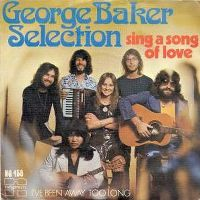 Cover George Baker Selection - Sing A Song Of Love