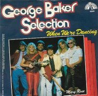 Cover George Baker Selection - When We're Dancing