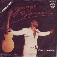 Cover George Benson - On Broadway