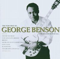 Cover George Benson - The Very Best Of - The Greatest Hits Of All