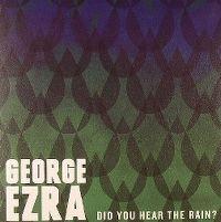 Cover George Ezra - Did You Hear The Rain?