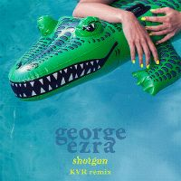 Cover George Ezra - Shotgun