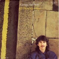 Cover George Harrison - All Those Years Ago