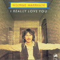 Cover George Harrison - I Really Love You