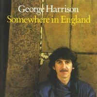Cover George Harrison - Somewhere In England
