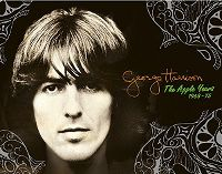 Cover George Harrison - The Apple Years 1968-75