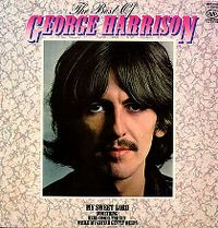 Cover George Harrison - The Best Of