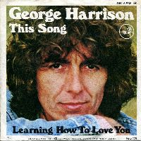 Cover George Harrison - This Song