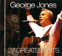 Cover George Jones - 27 Greatest Hits