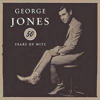Cover George Jones - 50 Years Of Hits