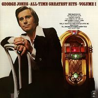 Cover George Jones - All-Time Greatest Hits - Volume 1