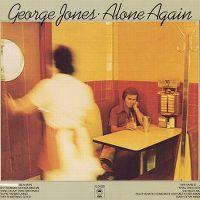 Cover George Jones - Alone Again