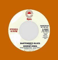 Cover George Jones - Bartender's Blues