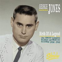 Cover George Jones - Birth Of A Legend