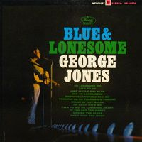 Cover George Jones - Blue & Lonesome