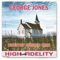Cover George Jones - Country Church Time