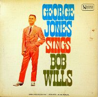 Cover George Jones - George Jones Sings Bob Wills