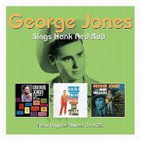 Cover George Jones - George Jones Sings Hank And Bob
