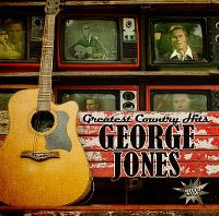 Cover George Jones - Greatest Country Hits