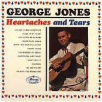 Cover George Jones - Heartaches And Tears