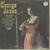 Cover George Jones - Heartaches By The Number