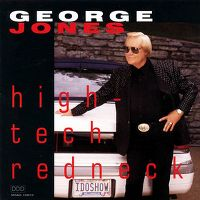 Cover George Jones - High-Tech Redneck