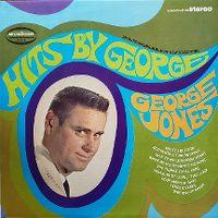 Cover George Jones - Hits By George