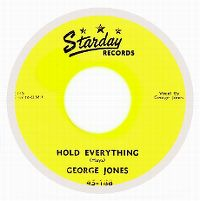 Cover George Jones - Hold Everything