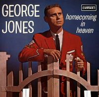 Cover George Jones - Homecoming In Heaven